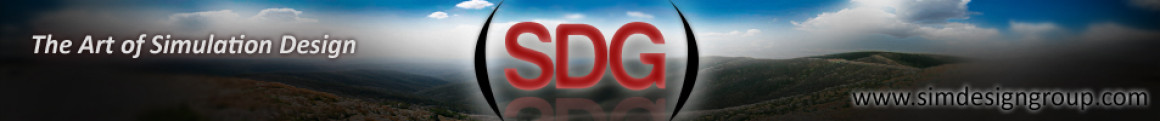 Sim Design Group – SDG Logo