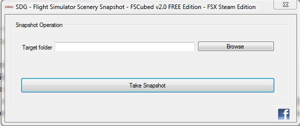 Flight Simulator Scenery Snapshot – FSCubed Free Edition