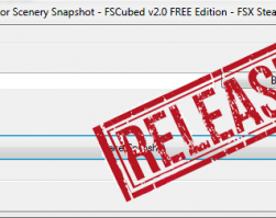 FSCubed Free Edition.. Released!