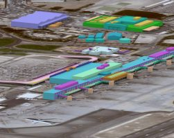 Bahrain International airport (OBBI) scenery sneak peek